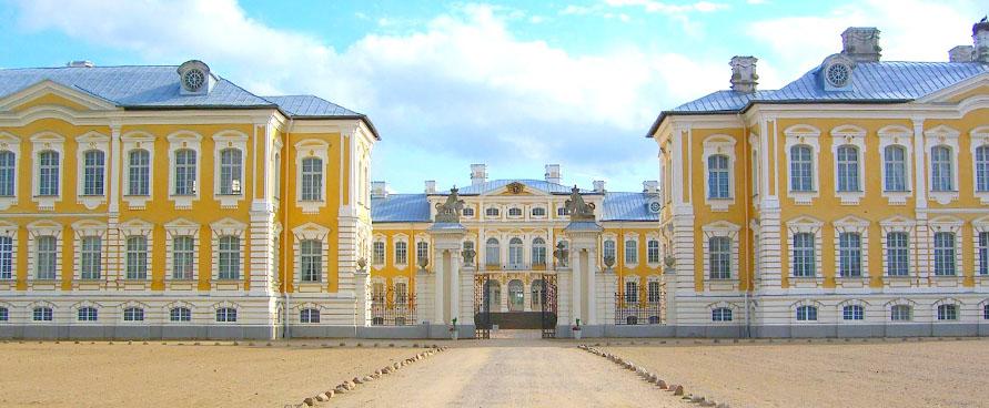 Pažintinė kelionė į Latviją. Latvijos dvarų ir pilių pavilioti