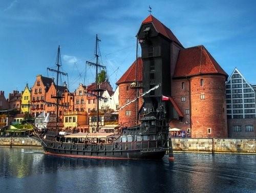 Lenkijos perliukai - pažintinė kelionė į Lenkiją 4
