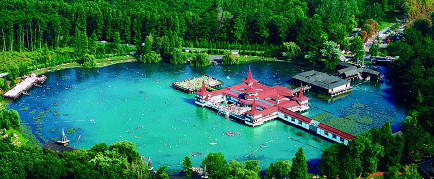Pažintinė kelionė į Vengriją. Balatono ežeras, Budapeštas