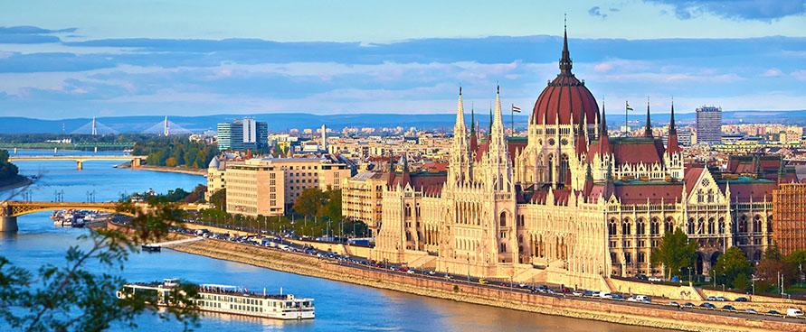 Pažintinė kelionė į Budapeštą