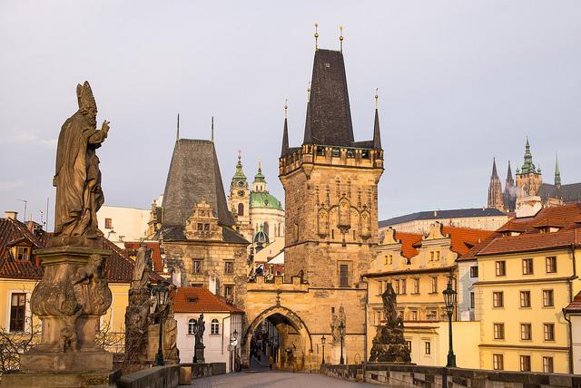 Pažintinė kelionė į Čekija. Pavasarinė Praha 1