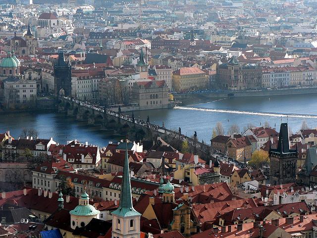 Pažintinė kelionė į Čekija. Pavasarinė Praha 2