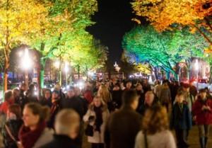 Berlyno šviesų festivalis - pažintinė kelionė į Vokietiją 1