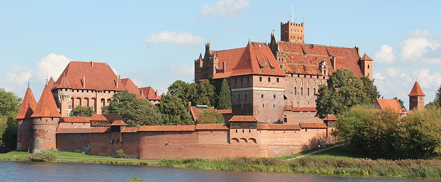 Pažintinė kelionė į Lenkiją. Pajūrio pilys
