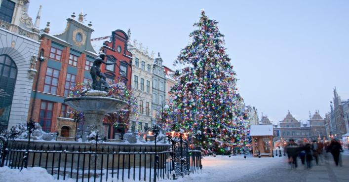 Pažintinė kelionė į Lenkiją. Savaitgalis Kalėdiniame Gdanske ir Torūnėje 1