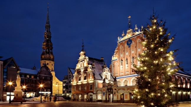 Pažintinė kelionė į Latviją. Šventinė Latvija 1