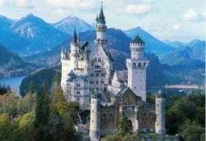 Pažintinė kelionė į Vokietiją. Bavarija: stebuklai Alpių fone 2
