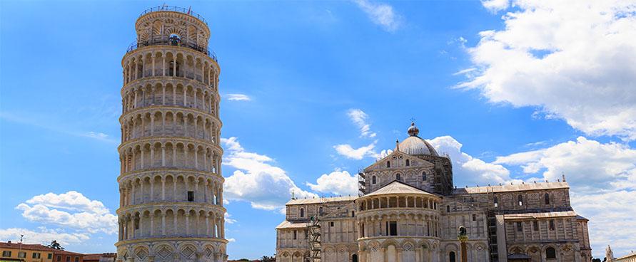 Pažintinė kelionė į Italiją. Toskana