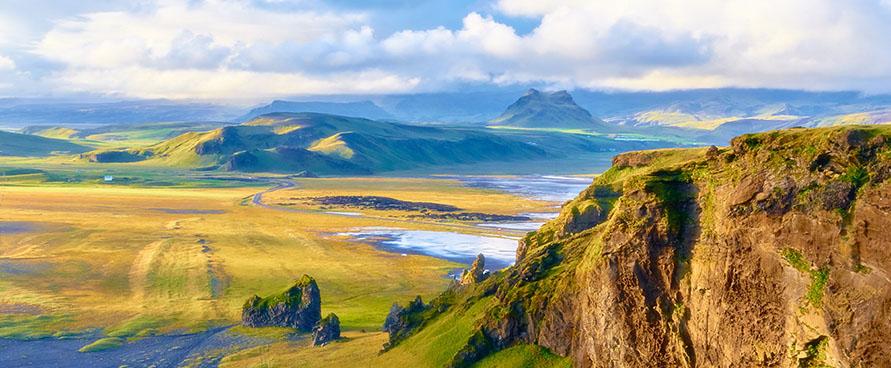 Pažintinė kelionė į Islandiją. 8 dienos nuostabios gamtos apsuptyje
