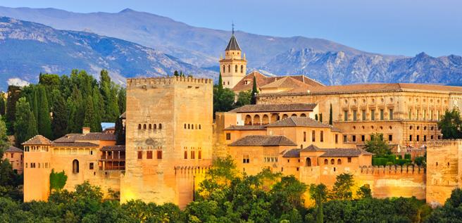Pažintinė kelionė į Ispaniją. Flamenko ritmu 1