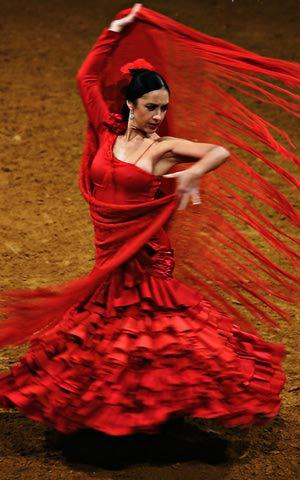 Pažintinė kelionė į Ispaniją. Flamenko ritmu 2