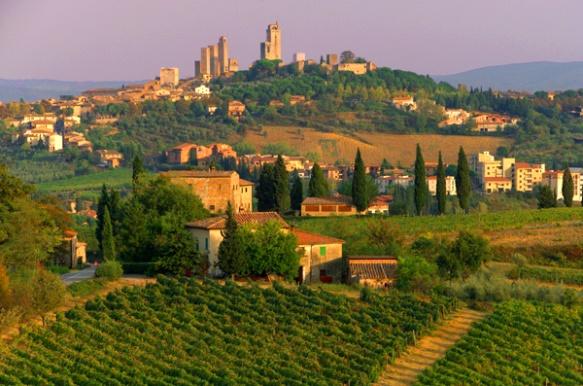 Pažintinė kelionė į Italiją. Ligūrijos ir Toskanos magija 2