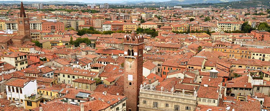 Pažintinė kelionė į Italiją. Milanas – Verona 1