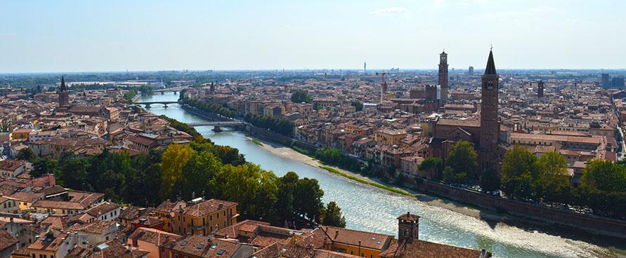 Pažintinė kelionė į Italiją. Milanas – Verona