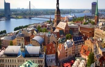 Pažintinė kelionė į Latviją. Latvijos sostinė, Jūrmalos kurortas bei viduramžiškas Jaunpils 1