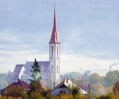 Kelionės po Lietuvą - Lietuvos pajūrio regionas. Kretinga, Mosedis, Palanga 1