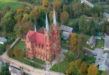 Kelionės po Lietuvą - Lietuvos pajūrio regionas. Kretinga, Mosedis, Palanga 3