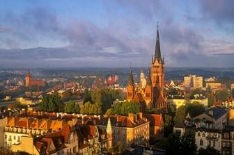 Pažintinis tūras - Lenkija, Vokietija. Pomeranijos žemė 2