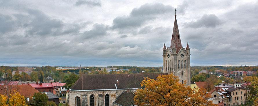 Pažintinė kelionė į Estiją. Cėsis - Slėpiningoji Turaida - Talinas