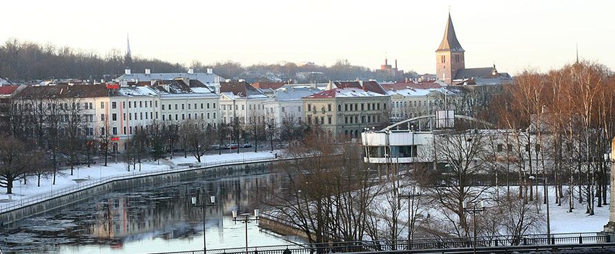 Pažintinė kelionė į Estiją. Pažinkite kitokią Estiją