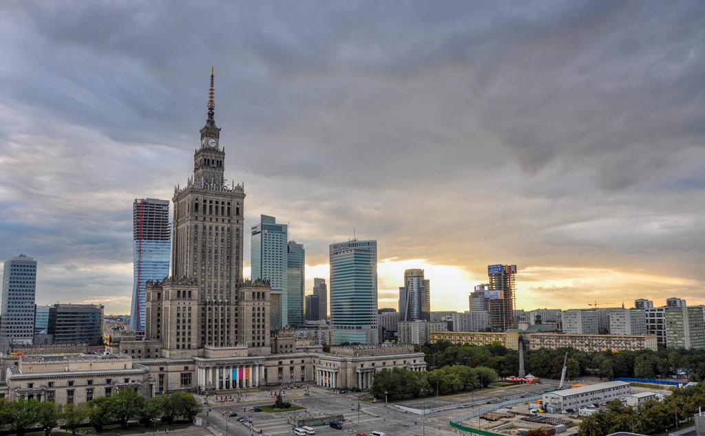 Pažintinė kelionė į Lenkiją. Varšuva 1