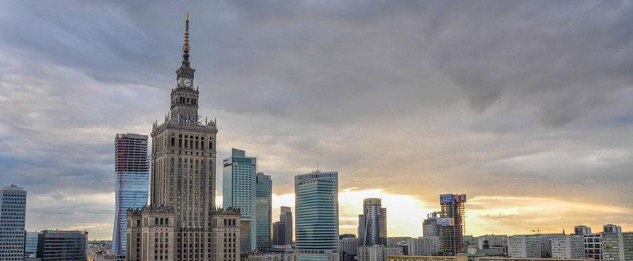 Pažintinė kelionė į Lenkiją. Varšuva