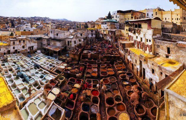 Marokas - egzotinė kelionė
