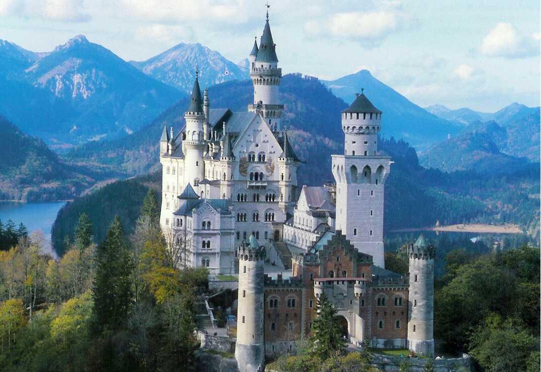 Pažintinė kelionė. Vokietijos Bavarijos ir Austrijos Tirolio magija