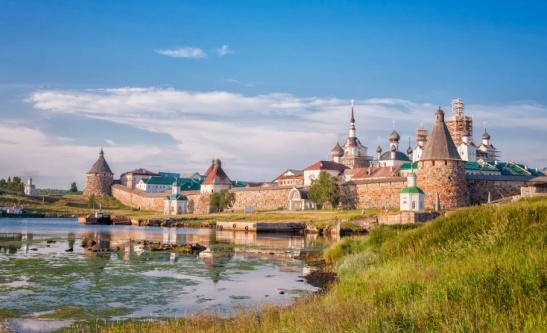 Pažintinė kelionė į Rusiją. Sankt Peterburgas, Solovkų salynas 8