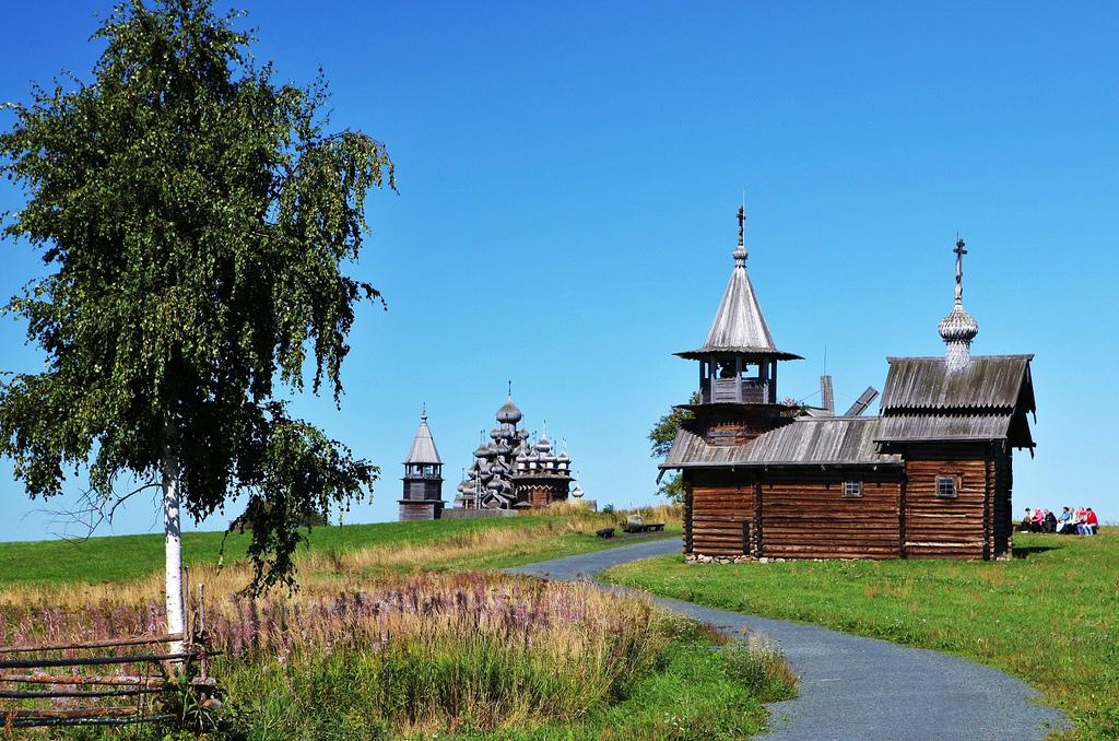 Pažintinė kelionė į Rusiją. Sankt Peterburgas, Solovkų salynas 3