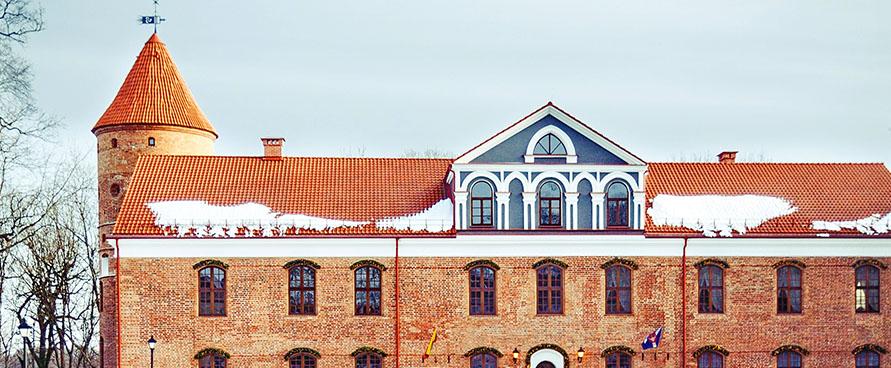 Kelionės po Lietuvą. Panemunės pilys