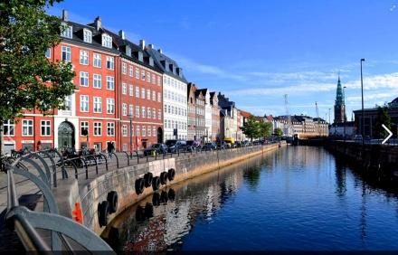 Pažintinė kelionė į Daniją. Karališkoji Danija 1