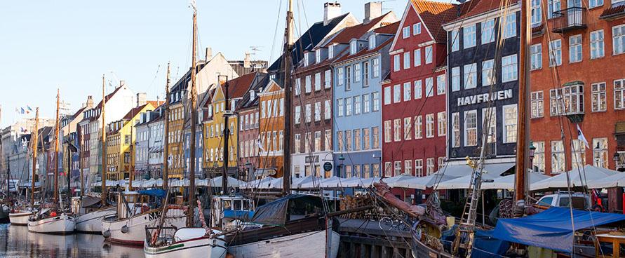 Pažintinė kelionė į Daniją. Karališkoji Danija