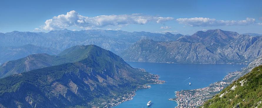 Pažintinė kelionė į Juodkalniją