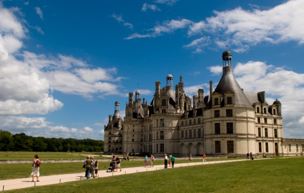 Pažintinė kelionė į Prancūziją. Paryžius - Luaros slėnis 3