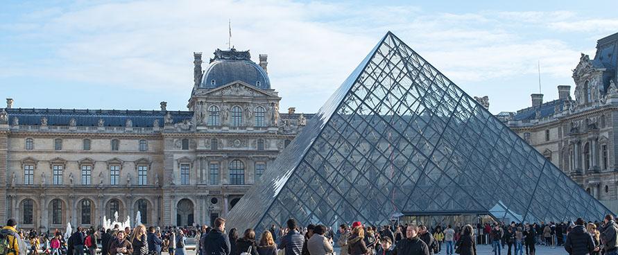 Pažintinė kelionė į Prancūziją. Paryžius - Luaros slėnis