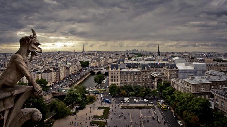 Pažintinė kelionė į Prancūziją. Romantiškasis Paryžius 1