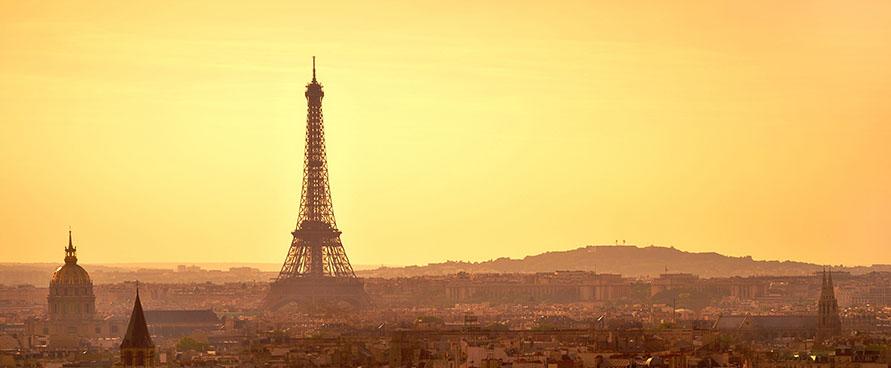 Pažintinė kelionė į Prancūziją. Romantiškasis Paryžius