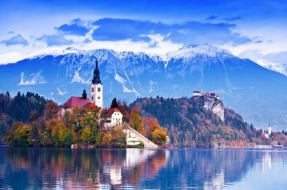 Pažintinė kelionė. Kerinti Slovėnija 3