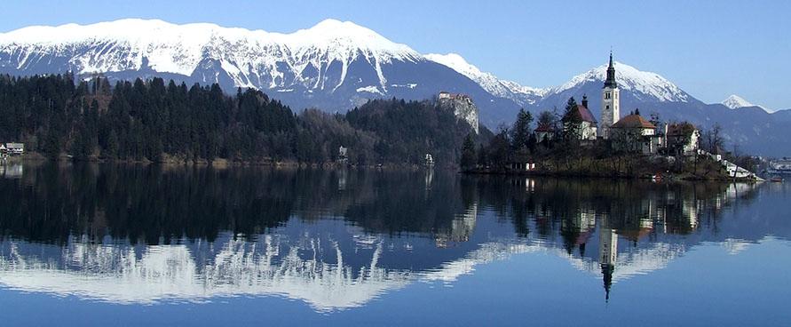 Pažintinė kelionė. Kerinti Slovėnija