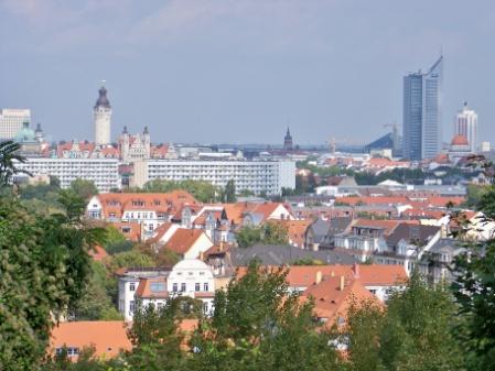 Pažintinė kelionė į Vokietiją. Kvedlinburgas - Leipcigas - Drezdenas 2