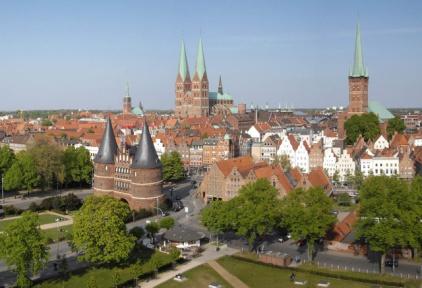 Pažintinė kelionė į Vokietiją. Šiaurės Vokietijos miestai. Helgolando sala 1