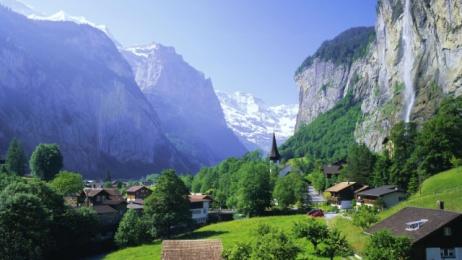 Pažintinė kelionė. Šveicarijos ir Austrijos gamta su poilsiu kalnuose 2
