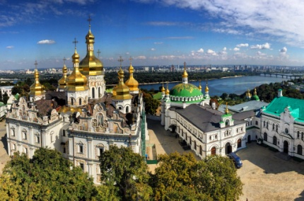 Pažintinė kelionė į Ukrainą. Kijevas – Lvovas 2