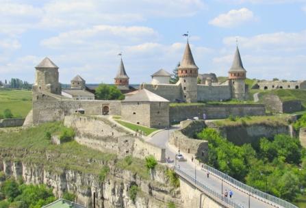 Pažintinė kelionė į Ukrainą. LDK didybė Ukrainoje 1