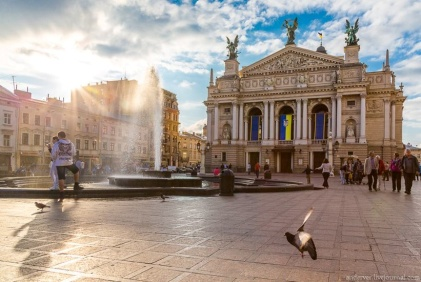 Pažintinė kelionė į Ukrainą. LDK didybė Ukrainoje 2