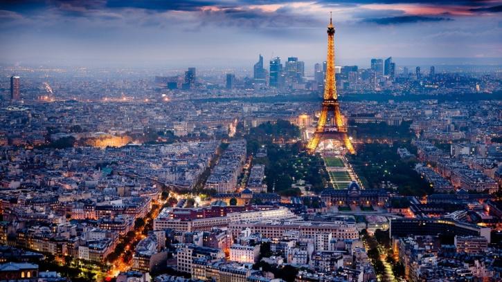 Auksinis Paryžius, aplankant Liuksemburgą ir Amsterdamą 1