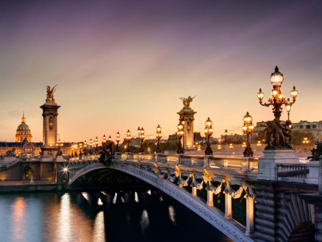 Auksinis Paryžius, aplankant Liuksemburgą ir Amsterdamą 2