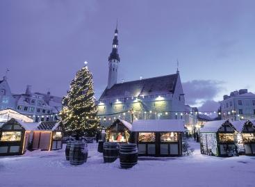 Pažintinė kelionė į Estiją ir Latviją. Šventiniai Talinas ir Ryga 1