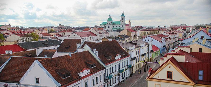 Pažintinė kelionė į Baltarusiją. Pažintis su Gardinu aplankant Augustavo kanalus